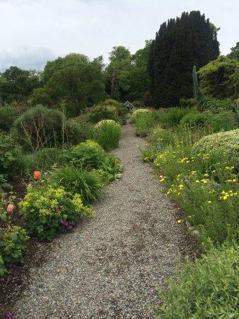 Drogheda, Irland: the gardens