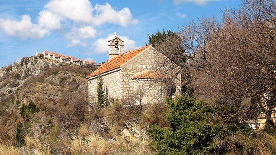 Großgemeinde Podgorica, Montenegro: Crkva u Blizikućama