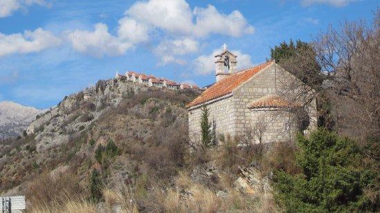 Großgemeinde Podgorica, Montenegro: Church in Blizikućama