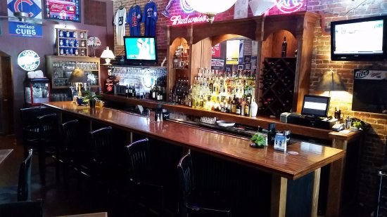 Greencastle, IN: Full bar available, and our Swizzle Stick Bar is right next door