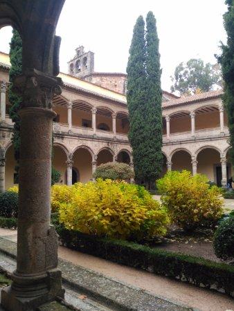 Cuacos de Yuste, สเปน: Monasterio de Yuste
