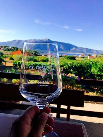 Korcula Island, Kroatien: Winery