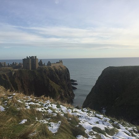 Стонхейвен, UK: Dunnottar Castle