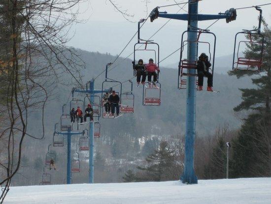 Blandford, ماساتشوستس: Ski Blandford
