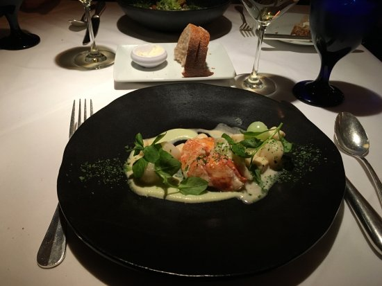 Boulevard: Lobster and Gnocchi in Butter Sauce