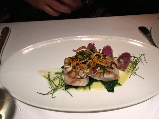 Boulevard: Petrale Sole with Red Baby Potatoes