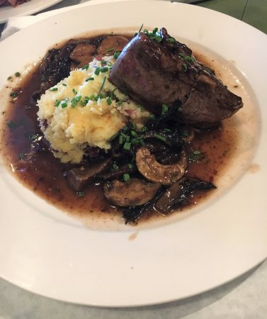 Kimball, MI: Steak