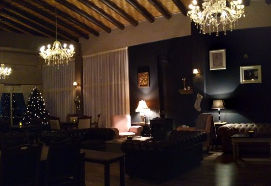 Cosy evening ambience