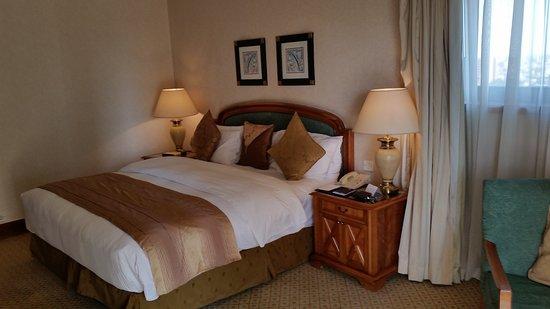 Conrad Cairo: Double Bed