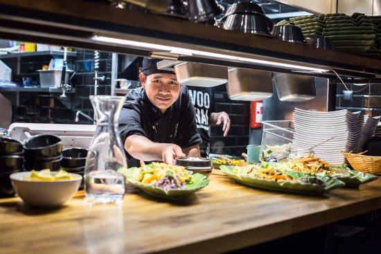 Woo Thai Restaurant Wrocław Recenzje Restauracji