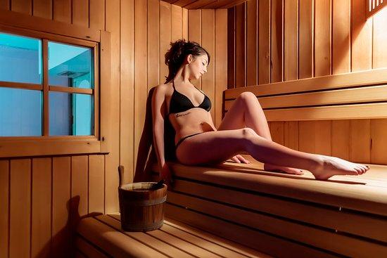 Caprile, อิตาลี: La nostra sauna, un toccasana