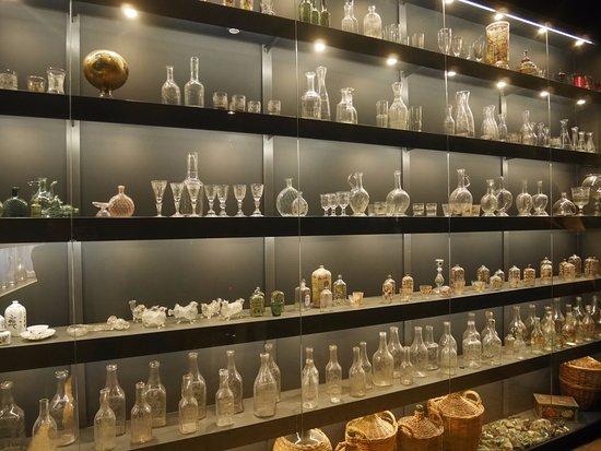 Hergiswil, Szwajcaria: objets en verre