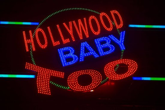 Dongguan, China: The Hollywood Baby Too