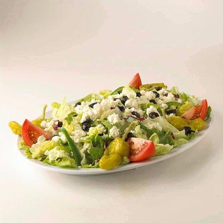 Shelbyville, IN: Greek salad, a personal favorite