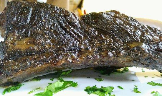 Teaneck, Нью-Джерси: brasied beef short rib