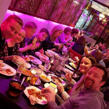 Naidni Indian Restaurant: saturday