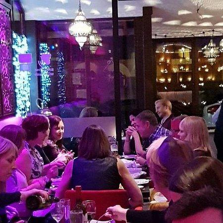 Naidni Indian Restaurant: Friday night