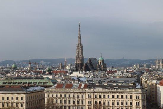 Hilton Vienna: St Stephens cathedral