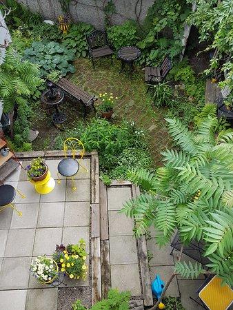 Gite Au Beau Milieu: Au jardin