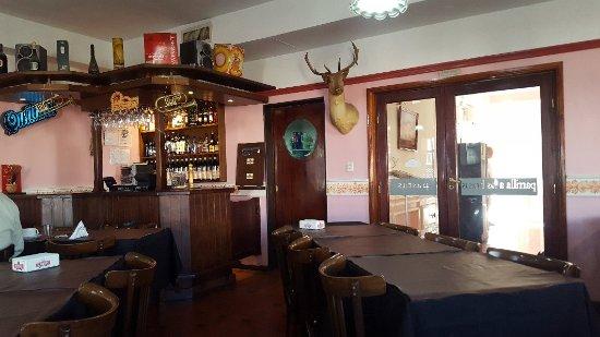 Hotel Lihuel Calel: Interior