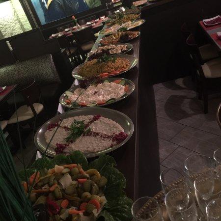 Lorrach, Γερμανία: Restaurant al hambra
