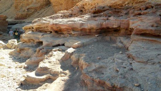 Red Canyon: Działanie wody