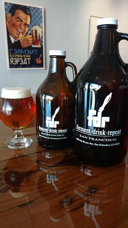 Ferment.Drink.Repeat - FDR Brwery