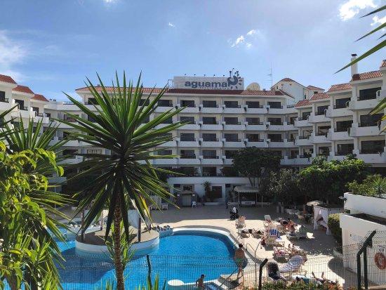 Aguamar Hotel Tenerife Reviews
