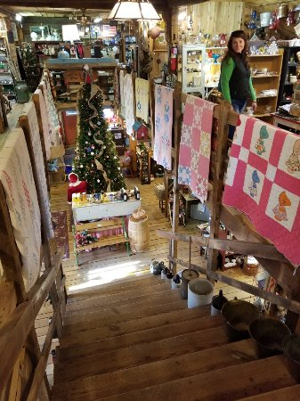 Corydon, IN: Christmas At The Barn