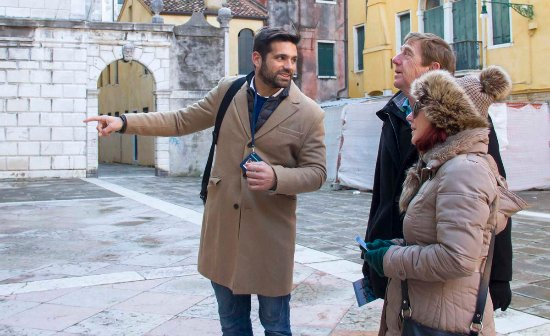 Alvise Private Tour Guide in Venice
