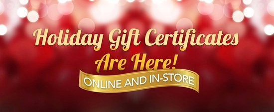 Knead Relief Massage: Holiday Gift Certificates Are Here. Give the gift of peace and relaxation.