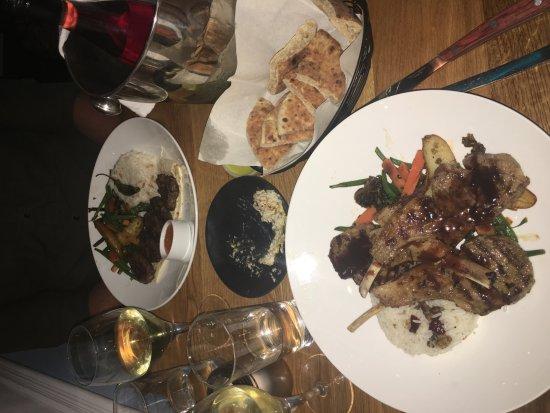 Montclair, Nueva Jersey: Alex and I's Dinner