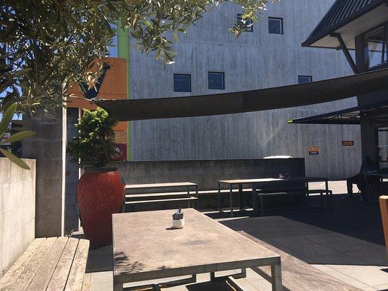 Vic S Cafe Christchurch
