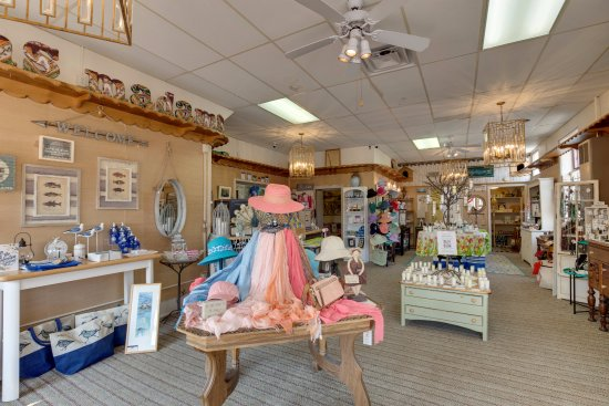 Central Lake, MI: Interior store pic