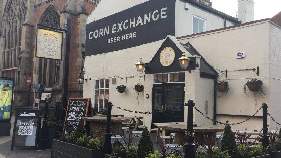 ‪The Corn Exchange‬