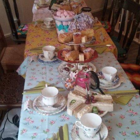 Ulverston, UK: Mad Hatters Tea Rooms