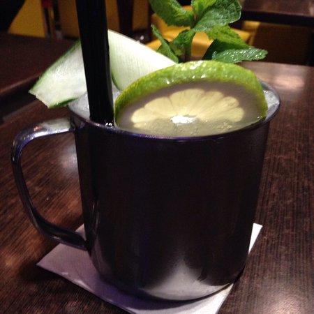 La Guinda Tapas & Gin's: Moscow Mule