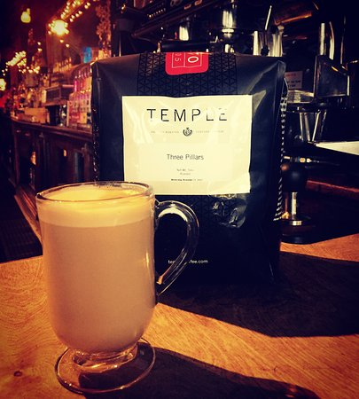 Folsom Hotel Saloon: Serving Temple Coffee daily at 8am.