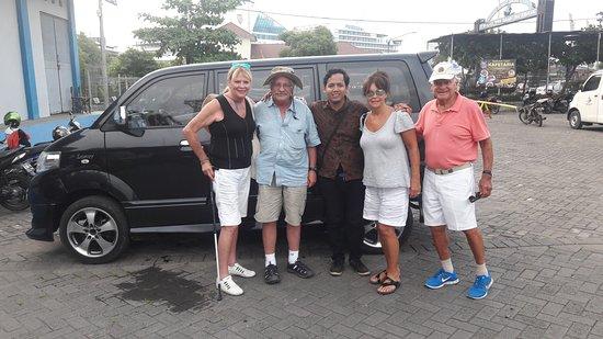 Sleman, Indonesia: Borobudur from Semarang Port