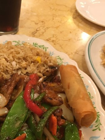 Emperor's Palace Chinese Restaurant: Mongolian beef