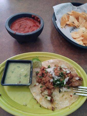 อินดิเพนเดนซ์, มิสซูรี่: Street tacos at El Pico