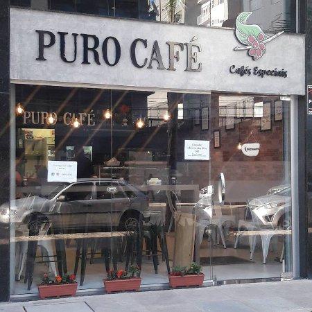 Sao Leopoldo: Café em São Leopoldo