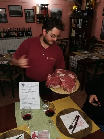 La Zinfarosa Braceria Trattoria Pizzeria: IMG_20171212_213730_large.jpg