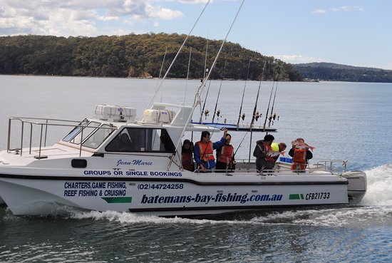 Batemans Bay Fishing