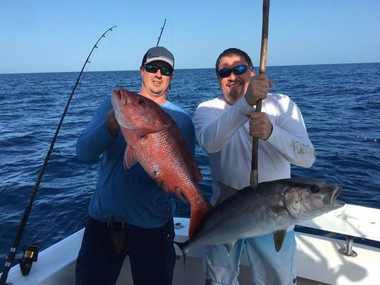 Port Canaveral, FL: Dave and Capt. Beau