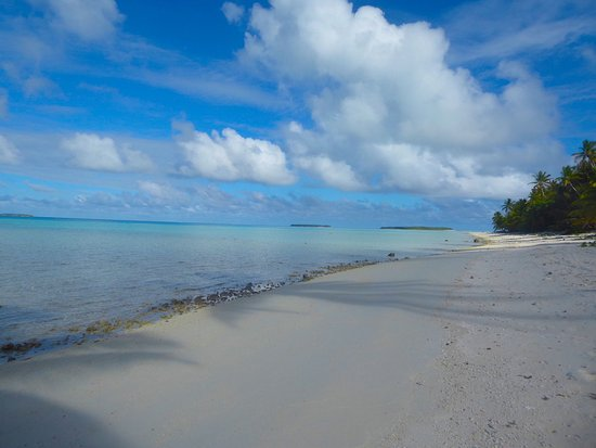 Palmerston Island, Isole Cook: Glorious pristine beaches