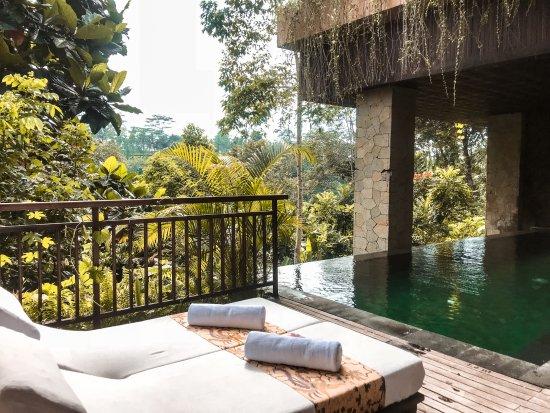 Komaneka at Tanggayuda: Valley View Premier Villa with Private Pool
