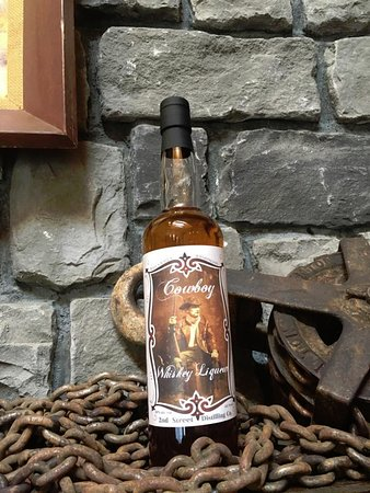 Walla Walla, WA: Cowboy Whiskey Liqueur by 2nd Street Distilling Co.