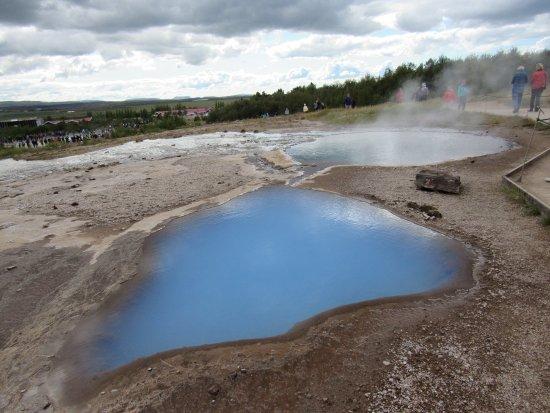 Gullfoss Geysir Direct Day Tour: Blesi (Twin Pools)