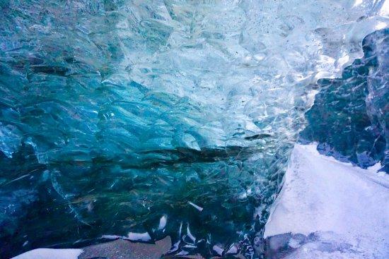 Hofn, Islanda: blue ice